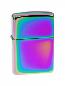 Bilde av Zippo - Spectrum - Chrome Finish