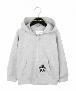 Bilde av Mini rodini, basic hood grey