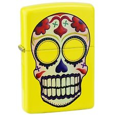 Bilde av Zippo - Day of the Dead - Lemon Finish